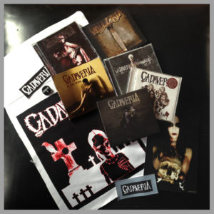 CADAVERIA COMPLETE: THE MEMENTO COLLECTION